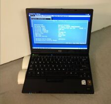 "HP Compaq nc2400 12"" Laptop Notebook C2D 1.2GhZ 1GB RAM No HDD No AC Adapter"