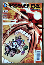 FOREVER EVIL #3 1ST PRINT VAN SCIVER 1:25 VARIANT DC COMICS (2014) THE NEW 52