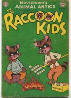 Animal Antics Presents The Raccoon Kids #51 GD/VG DC Comics CBX1Q
