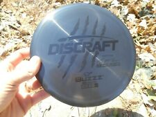 RARE DISCRAFT MIDNIGHT MCBETH FIRST RUN ESP BUZZZ BLACK 70/100 SIGNED NUMBERED