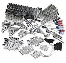 444 Piece Craftsman Mechanics Tool Set Ratcheting Wrench Socket Inch/Metric 500