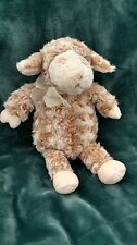 "Genuine Gund Lamb ""Parsley"" - 3685 - Nursery - Baby - Shower - Infant - Exc Cond"