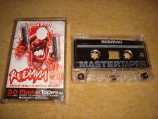 REDMAN - Ill At Will : Mixtape Volume 1  (Tape)  MASTER TAPES