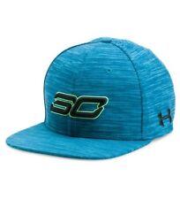 99c23fe5a93 Under Armour Men s UA Stephen Curry SC30 Core Snapback - Hat Cap - Blue