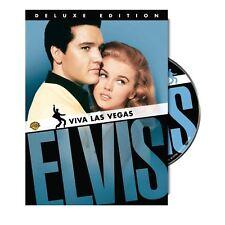 VIVA LAS VEGAS Elvis Presley DELUXE EDITION DVD NEW