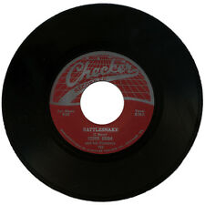 "JOHN BRIM AND HIS STOMPERS  ""RATTLESNAKE c/w IT WAS A DREAM""  BLUES    LISTEN!"