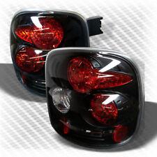 For 99-04 Sierra Silverado Stepside Tail Lights Lamps Rear Brake Pair L+R