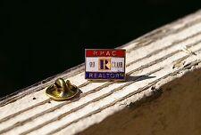 RPAC 99 R Club Realtor Political Action Committee Metal Enamel Lapel Pin Pinback