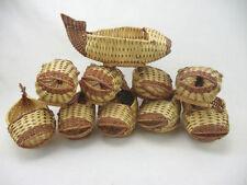 Unbranded Wicker Novelty Decorative Baskets