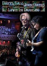 DARYL HALL & JOHN OATES LIVE IN DUBLIN DVD ALL REGIONS NTSC 5.1 NEW