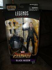 Avengers Infinity War Marvel Legends 6-Inch Action Figure - Black Widow
