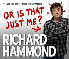 Or Is That Just Me? by Richard Hammond (Audiobook CD) New & Sealed