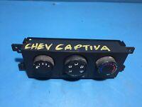 Chevrolet Captiva 96820197 Heater Climate Control Unit