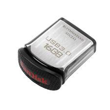 SanDisk Flash Pen Drive Mini Nano USB 16GB Ultra Fit USB3.0