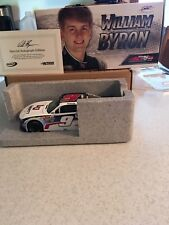 William Byron 2017 Autographed Action W/COA # 9 1/24 Liberty JMS Camaro In Stock
