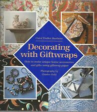 Decorating With Giftwraps: How to Make Unique Home A...