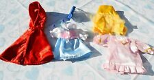 ANGELINA BALLERINA dresses outfits clothes for soft doll