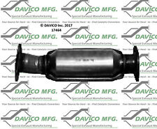 Catalytic Converter-Exact-Fit Rear Davico Exc CA 17464