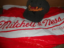 CLEVELAND CAVALIERS~MITCHELL & NESS~SNAPBACK Crease Triangle Script~HAT/CAP~NBA