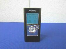 RARE VTG Archos Gmini XS 100 4GB Digital Media Player MP3 Black HDD TESTED WORKS