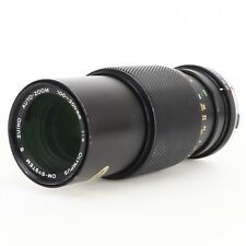 :Olympus OM S Zuiko 100-200mm F5 Manual Focus Zoom Lens - Haze