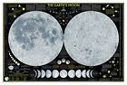 National Geographic: Earth's Moon Wall Map 42.5 x 28.5 inches