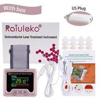 Doctor Hypertension Laser Therapy Watch Lllt For Rhinitis Diabetes Hypertension