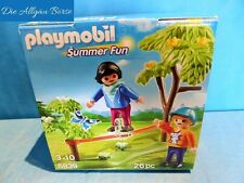 Playmobil 6839 Slackline Summerfun Freizeit Osterei Ostern Neu MISB MIB OVP