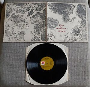 THE STRAWBS-FROM THE WITCHWOOD-ORIGINAL UK ISSUE LP ON A & M RECORDS-1971-EX.CO