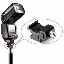 Screw Adapter Universal Cold Flash Hot Shoe Bracket Lamp Holder W