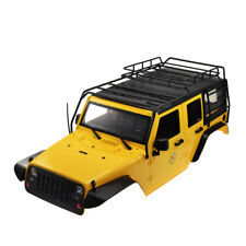Metal RC Luggage Rack for 110 AXIAL SCX10 JEEP Rock Crawler RC Car Accessories