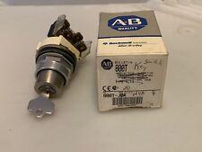 Allen-Bradley 800T-H48 Selector Switch Spring Return
