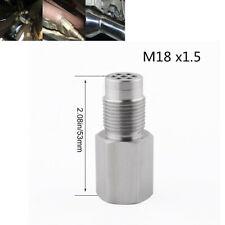53mm 02 O2 Oxygen Sensor Extension Spacer extender M18x1.5 Bung Adapter CEL Fix
