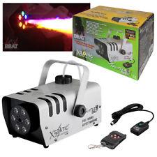 XStatic X-T1220 LED TWISTER Fog Machine 1,220 Watt with RGBA LED