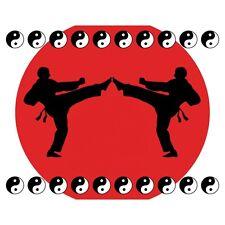Martial Arts Kung Fu Karate Edible Party Cake Image Frosting Icing Sheet