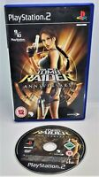 Lara Croft: Tomb Raider - Anniversary Game for Sony PlayStation 2 PS2 PAL TESTED