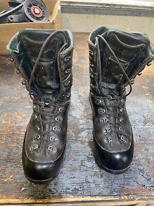 Kenetrek Mountain Extreme Boots, size 11M
