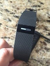 Fitbit Charge HR Activity Wristband (Small, Black) Stuck As Update Screen As Is