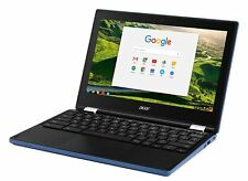 Acer Chromebook R11 Intel Celeron N3060 4GB RAM Touchscreen Laptop - French