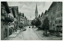 Kitzbuhel Strassenpartie ca 1930 ungelaufen