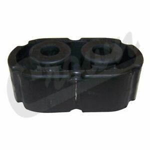 Crown Exhaust Insulator for 97-06 Jeep Wrangler TJ / 02-07 Jeep Liberty 52101035