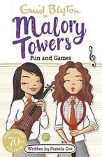 amusant et jeux : Livre 10 (Malory Towers) par Blyton, Enid de poche 978144