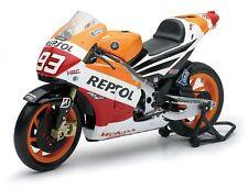MARC MARQUEZ FACTORY REPSOL HONDA RCV213V MOTO GP 1:12 Toy Model Die-Cast Bike