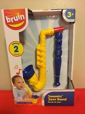 Bruin Jammin' Jazz Band 2 Piece Saxophone and Recorder Set