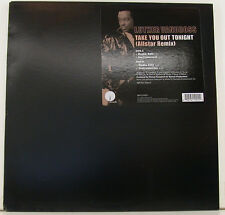 """LUTHER VANDROSS TAKE YOU OUT TONIGHT ALLSTAR REMIX 12"""" MAXI SINGLE (i272)"""