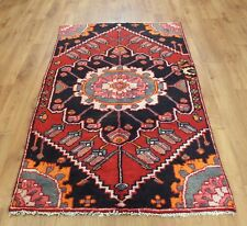 Traditional Vintage Wool Handmade Classic Oriental Area Rug Carpet 176X 100cm