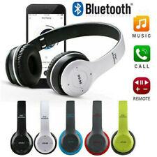 P47 Wireless Bluetooth Headphones Over-Ear Earphones for iPad/Tablet/Phones