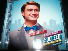 How To Succeed In Business Without Really Trying Soundtrack CD - Like New