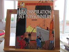 DICK HERISSON T5 EO1993 LA CONSPIRATION DES POISSONNIERS TBE/TTBE SAVARD