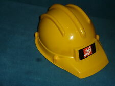 TOY PLAY PRETEND PLASTIC CONSTRUCTION WORK HELMET THE HOME DEPOT CHILDS TOY